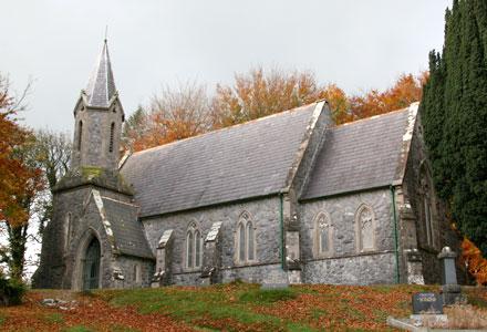 Killelagh Parish Church