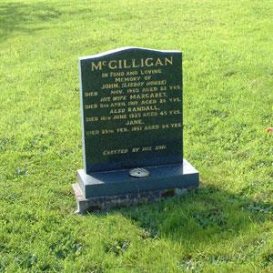 Reynolds McGilligan (Abt 1880 - 1925)